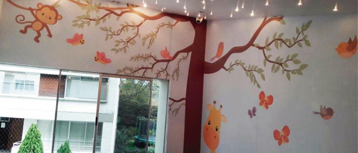 Vinilos Decorativos Habitación niños